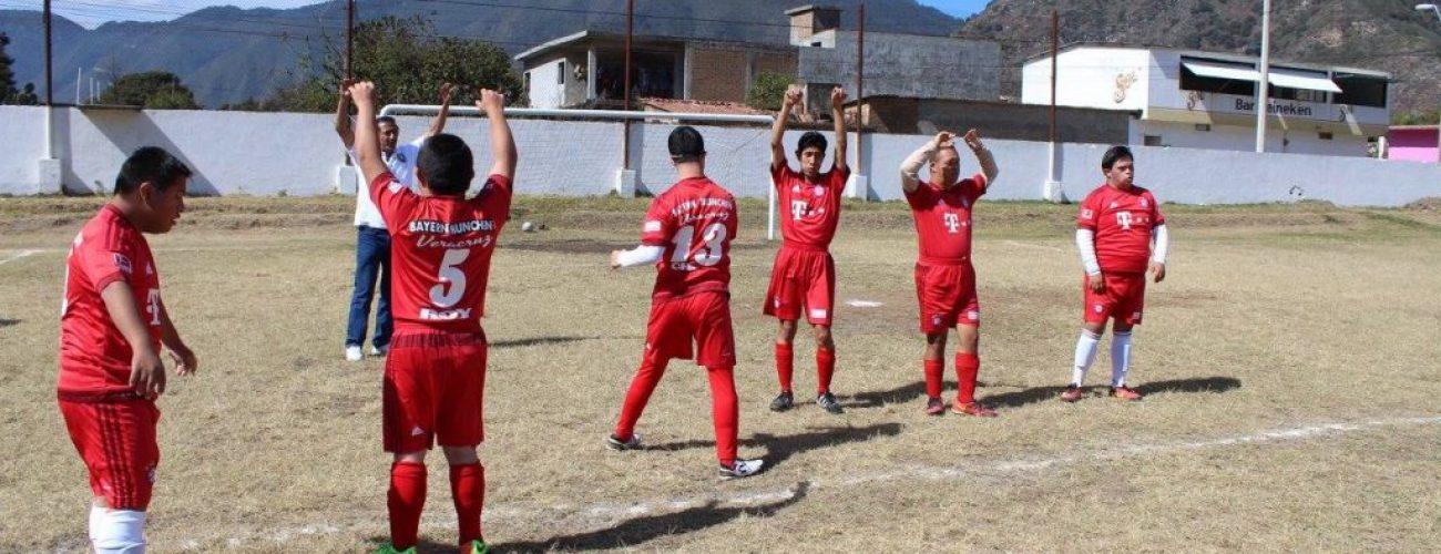 partido de futbol de niños down en maltrata (1)